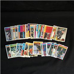 VINTAGE HOCKEY CARD LOT