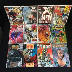 VARIOUS COMIC BOOK LOT (X-MEN, THOR...)
