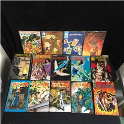 VARIOUS COMIC BOOK LOT (