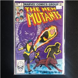 THE NEW MUTANTS #1 (MARVEL COMICS)
