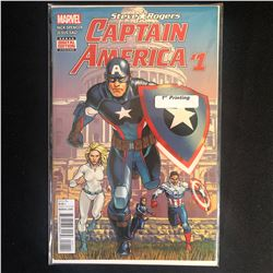 CAPTAIN AMERICA #1 (MARVEL COMICS)