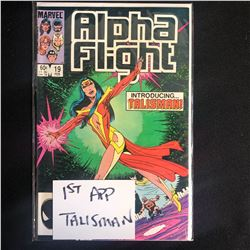 ALPHA FIGHT #19 (MARVEL COMICS)