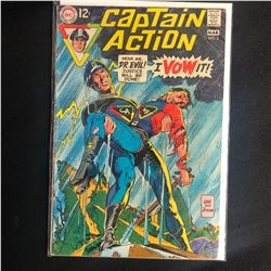 CAPTAIN ACTION #3 (DC COMICS)