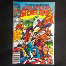 SECRET WARS #1 (MARVEL COMICS)