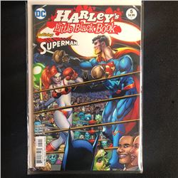 HARLEY'S LITTLE BLACK BOOK #5 (DC COMICS)
