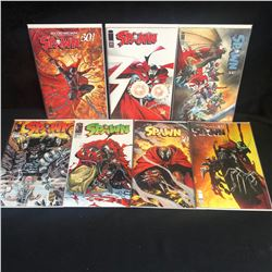 SPAWN COMIC BOOK LOT (IMAGE COMICS)