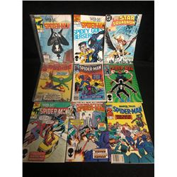 MIXED SPIDER-MAN COMIC BOOK LOT (MARVEL COMICS)