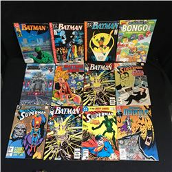 BATMAN COMIC BOOK LOT