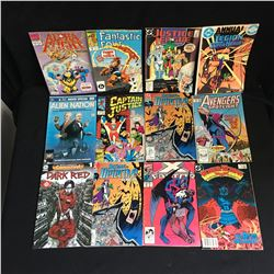 VARIOUS COMIC BOOK LOT (FF, AVENGERS...)