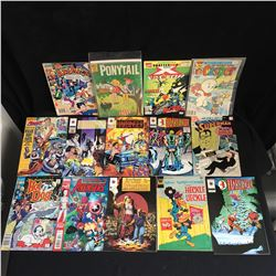 VARIOUS COMIC BOOK LOT