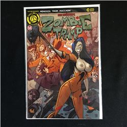ZOMBIE TRAMP NO.1 RISQUE COVER VARIENT