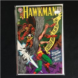 DC COMICS NO.22 HAWKMAN ( HIGH GRADE)