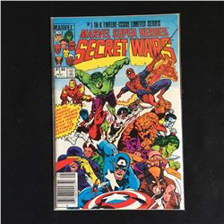 MARVEL SUPER HEROES SECRET WARS NO.1