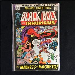 AMAZING ADVENTURES NO.9 BLACK BOLT AND THE INHUMANS