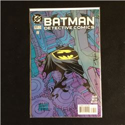 BATMAN DETECTIVE COMICS 717 SIGNED BY DIXON ( DYNAMIC FORCES COA)