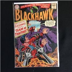 DC COMICS LACKHAWK 212 COMIC BOOK