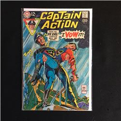 DC COMICS CAPTAIN ACTION NO.3