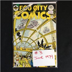 1979 FOG CITY COMICS NO.3