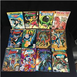 VARIOUS SUPERHERO COMICS LOT