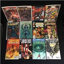 VARIOUS COMIC BOOK LOT ( X FACTOR, JUSTICE...)