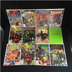 GAMBIT COMIC BOOK LOT