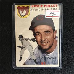 1957 TOPPS HOWIE POLLET