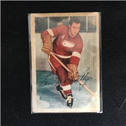 1954 PARKHURST RED KELLY HOCKEY CARD