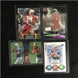 NFL FOOTBALL STAR CARD LOT