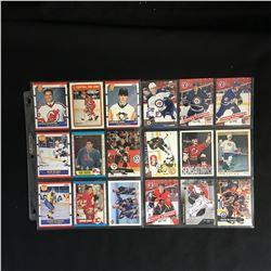 NHL ROOKI CARD LOT