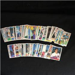 1980S MLD BASEBALL CARD LOT