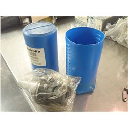 (2) New CAT50 Valenite TG100 Collet Chuck, P/N: V50CT-10SG