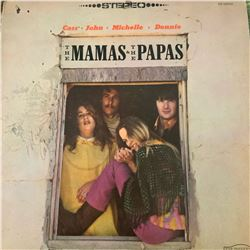 Signed The Mamas and The Papas, The Mamas & The Papas Album Cover