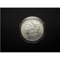 1885 Uncirculated Morgan Silver Dollar- Guaranteed MS60 or Better- National Collectors Mint