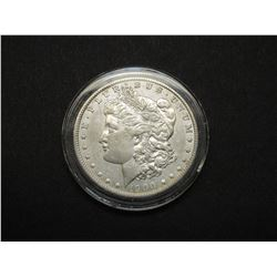 1900 Uncirculated Morgan Silver Dollar- Guaranteed MS60 or Better- National Collectors Mint