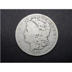 1892 Carson City Morgan Silver Dollar
