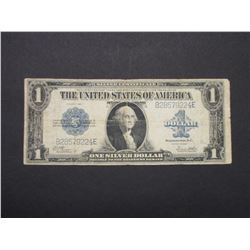 1923 Horse Blanket Dollar Bill