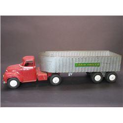 """Tonka Grain Hauler Truck- 23"""" L X 6"""" W X 6"""" H"""