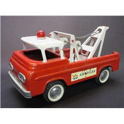 "American Ford Winch Truck- 11""L X 5""W X 6.5H"