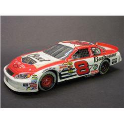 Signed Dale Earnhardt JR 1:24 Scale Stock Car- 2004 Monte Carlo Raced Version- 1/4008