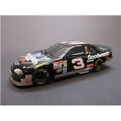 "Signed Dale Earnhardt 1:24 Scale Stock Car- 1999 Monte Carlo- 1/10008- box- 8.5""L x 3""W X 2.5""H"