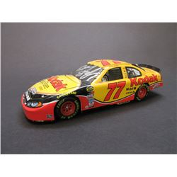 Signed Brendan Gaughan 1:24 Scale Stock Car- 2004 Intrepid- ARC 1/3312- QVC 1/288- Box- Letter of Au