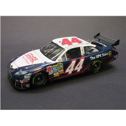Signed David Reutimann 1:24 Scale Stock Car- 2008 Camry- 1/708- Box- Letter of Authenticity