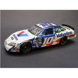 Signed Scott Riggs 1:24 Scale Stock Car- 2007 Charger Limited Edition- Box- Letter of Authenticity