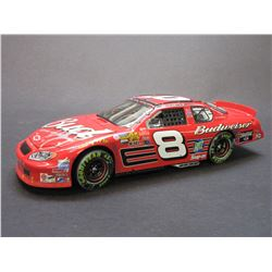 Signed Dale Earnhardt Jr 1:24 Scale Stock Car- 2003 Monte Carlo- PIR Win Raced Version- 1/324- Box