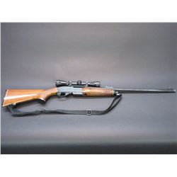 "Remington Model 7600 Pump Action Rifle- .270- 22"" Barrel- Checkered- Sling- 2X7 Leupold Scope- #8477"
