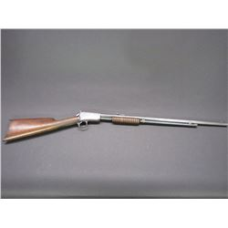 Winchester Model 1890 Pump Action Takedown Rifle- .22S- 24  Octagon Barrel- #183692