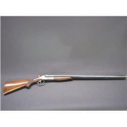 Western Field New Model Side by Side Shotgun- 12GA- Checkered- Rib- No Butt Plate- #62110