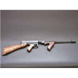 "Thompson Model 1927 A1 Semi Automatic Carbine- .45 Automatic Cartridge- 19.5"" Barrel- Detachable Sto"