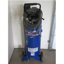 Campbell Hausfield 30 Gallon Upright Air Compressor- 6.25 HP- 130PSI- Runs Good