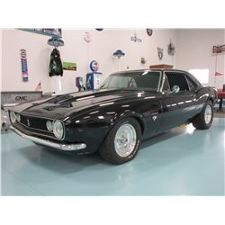 1967 Chevrolet Camaro Super S- Full Off Frame Restoration- New 454- New Transmission- New Exhaust